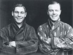 Les Darcy and Eddie McGoorty
