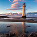 Late Light at Perch Rock