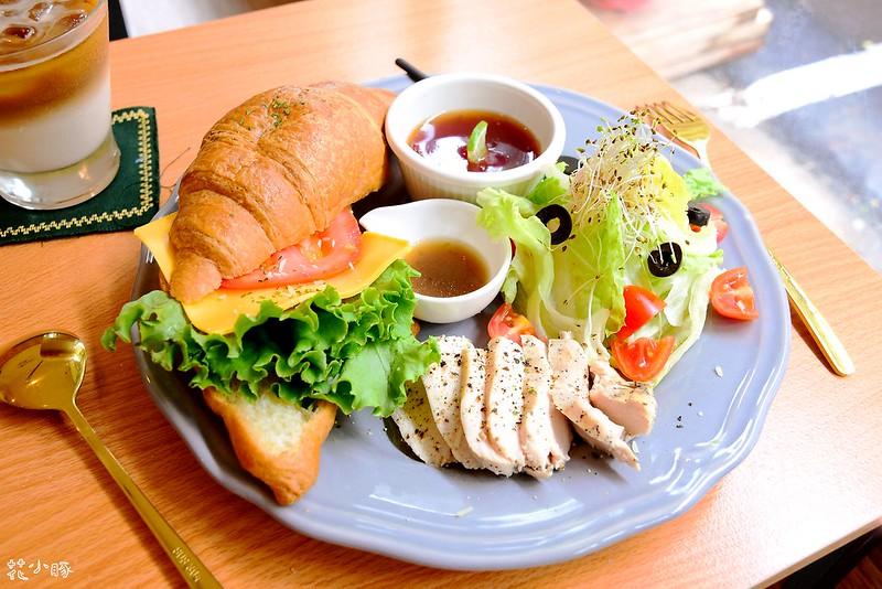 柴米菜單板橋早午餐致理美食推薦新埔捷運不限時咖啡廳 (25)