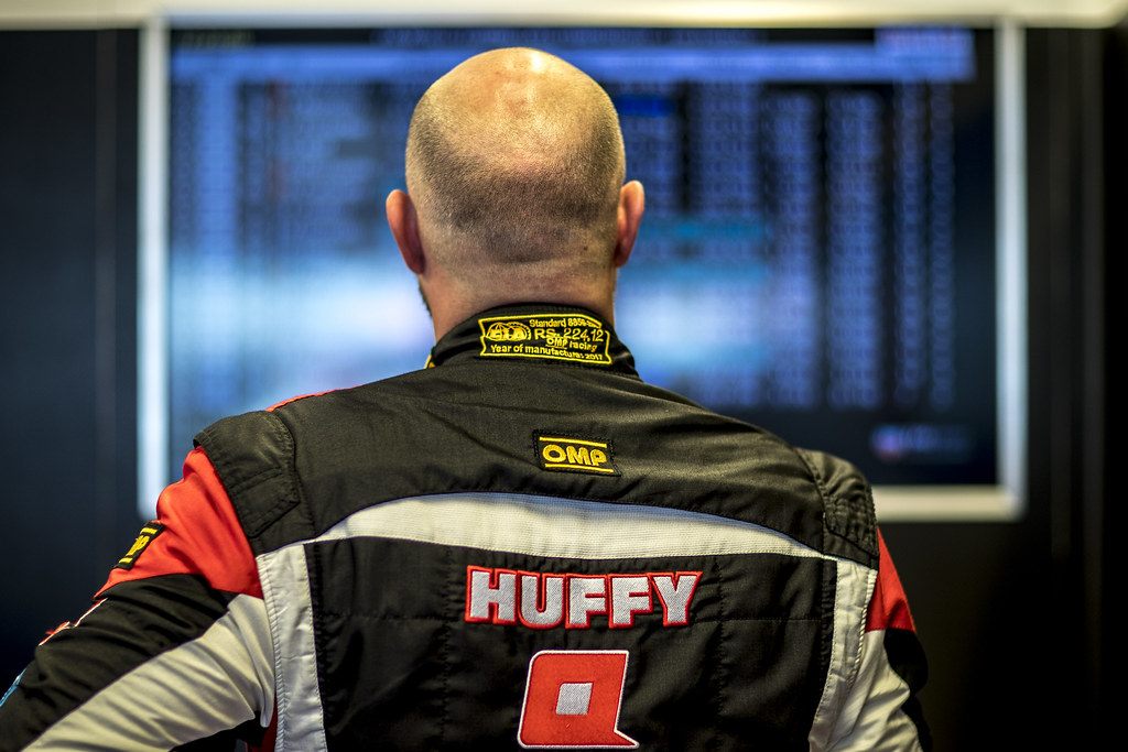 HUFF Rob (gbr), Citroen C-Elysée team ALL-INKL.COM Munnich Motorsport, ambiance portrait   during the 2017 FIA WTCC World Touring Car Race of Hungary at hungaroring, Budapest from may 12 to 14 - Photo Frederic Le Floc'h / DPPI