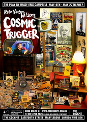 Cosmic Trigger Play 4th ? 27th May 2017