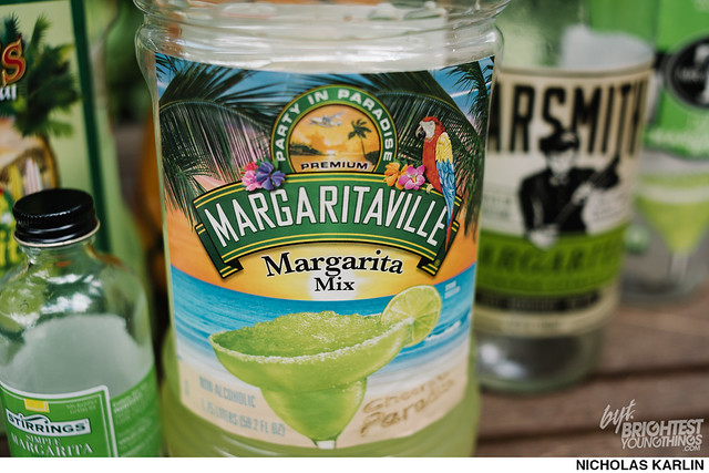 Margarita Taste Test
