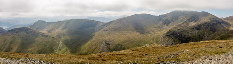Stile End, Causey Pike, Sail, Crag Hill, Eel Crag