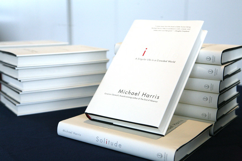 In Conversation with Author Michael Harris, BA'02