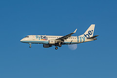 Embraer ERJ-175STD - Flybe G-FBJJ - AMS/EHAM Amsterdam Airport (Schiphol)
