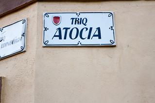 Hermanamiento de la basílica de Ntra. Sra. de Atocha con una iglesia de Malta