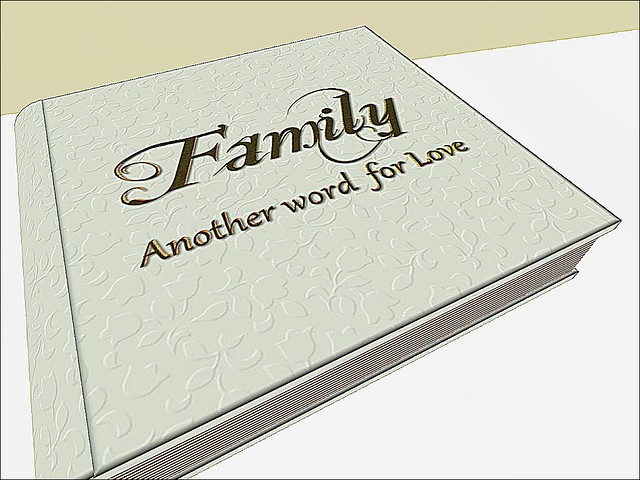 Fairplay Designs -Family Another Word For Love