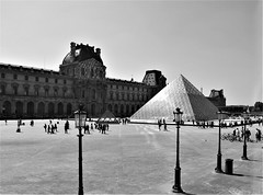 B&W 黑白照片