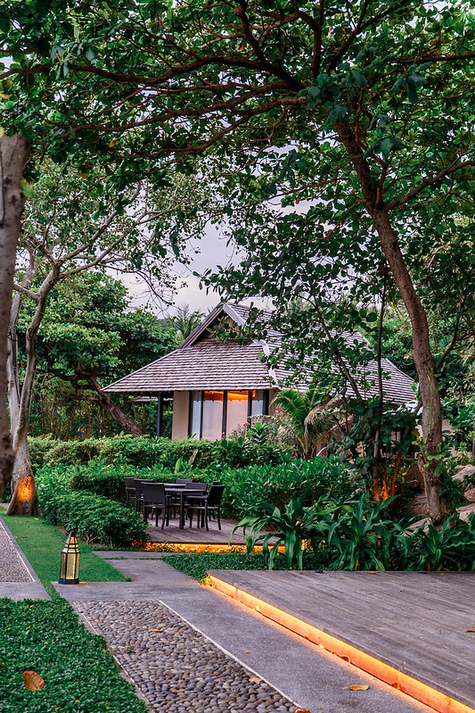 villas at Vana Belle resort, the luxury collection of hotels and resorts, Starwood, SPG, SPG guest