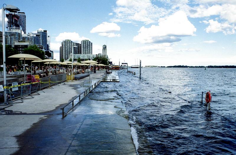 Revised Shoreline