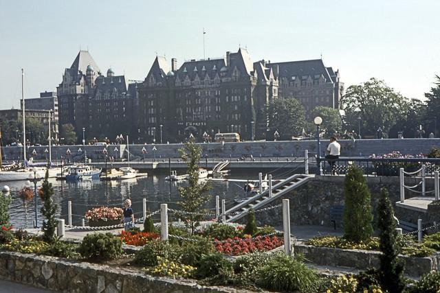 Found Photo - Canada BC Victoria - Empress Hotel 3 - 1974.tif