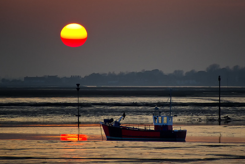 Trawling for a Sunset