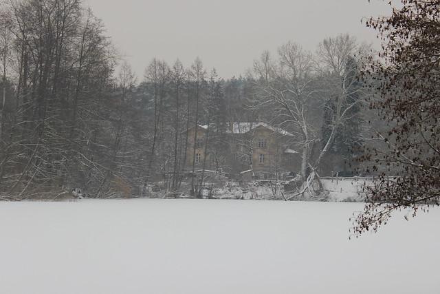 Am Teufelssee im Grunewald