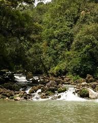 Cascadas en el Río Cahabón #Guatemala #Paralelo17N