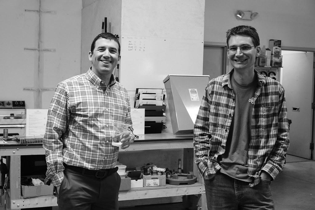 Pika Energy founders Ben Polito, CEO and Joshua Kaufman, C