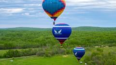 Фестиваль воздухоплавания «Абинская Ривьера» снова собирает гостей
