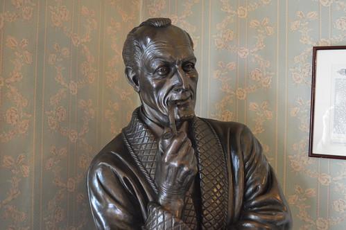 Bust of Sherlock Holmes