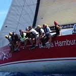 Regatta Horta-Hamburg