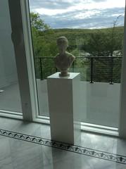 White Gloss Acrylic Pedestal