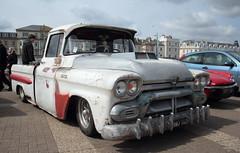 GMC 9310 pickup truck