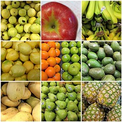 Fruit photo collection