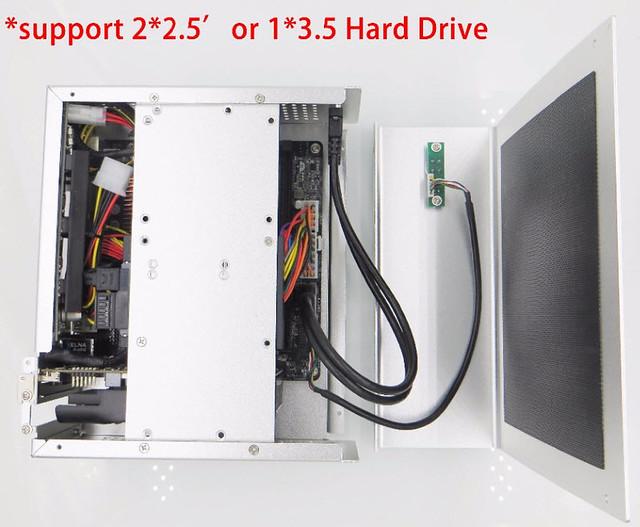 boîtiers Mini-ITX