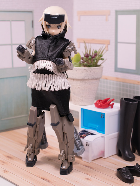 557857cb8a724 100均ダイソーの着せ替えドール服とアゾン服で遊んでみよう! : ふぃぎゅる!