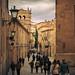 Calle de la Compañía, en Salamanca