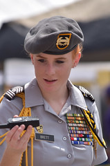 Redhead ROTC