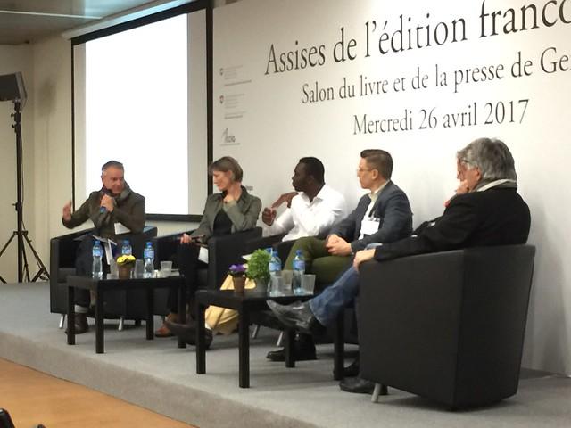Assises de l'édition francophone et suisse