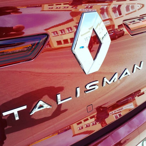 #Renault #Talisman ZEN Energy dCi 130 by @stojanovauto & @renault_rs #renaulttalisman #instacar #carstagram