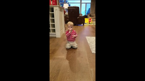 The Day We've All Been Waiting For---Landon Learns to Walk! (00C74BBB-63DF-4249-A9DA-383F5D61CF09)