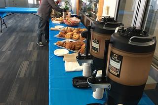SF Public Library - Main branch Kodakan breakfast