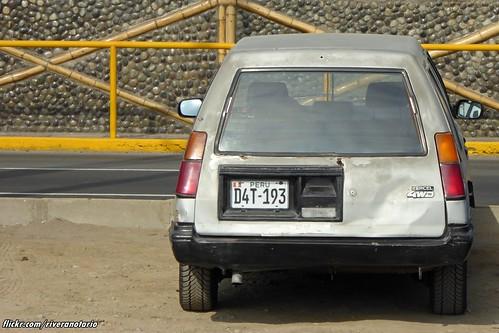 Toyota Tercel 4WD - Lima, Perú