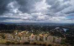 Above Hollywood