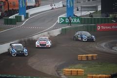 DTM 2017, Rallycross, Kristoffersson, Loeb, Solberg, Hockenheimring
