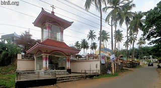 Our Lady of Lourdes or Lourde Matha Church, Inchakundu, Thrissur 1