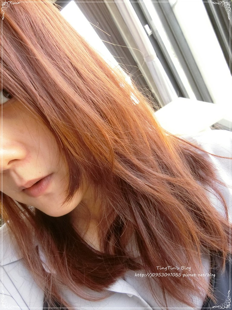美吾髮葵花亮澤染髮霜自然紅棕 (28)