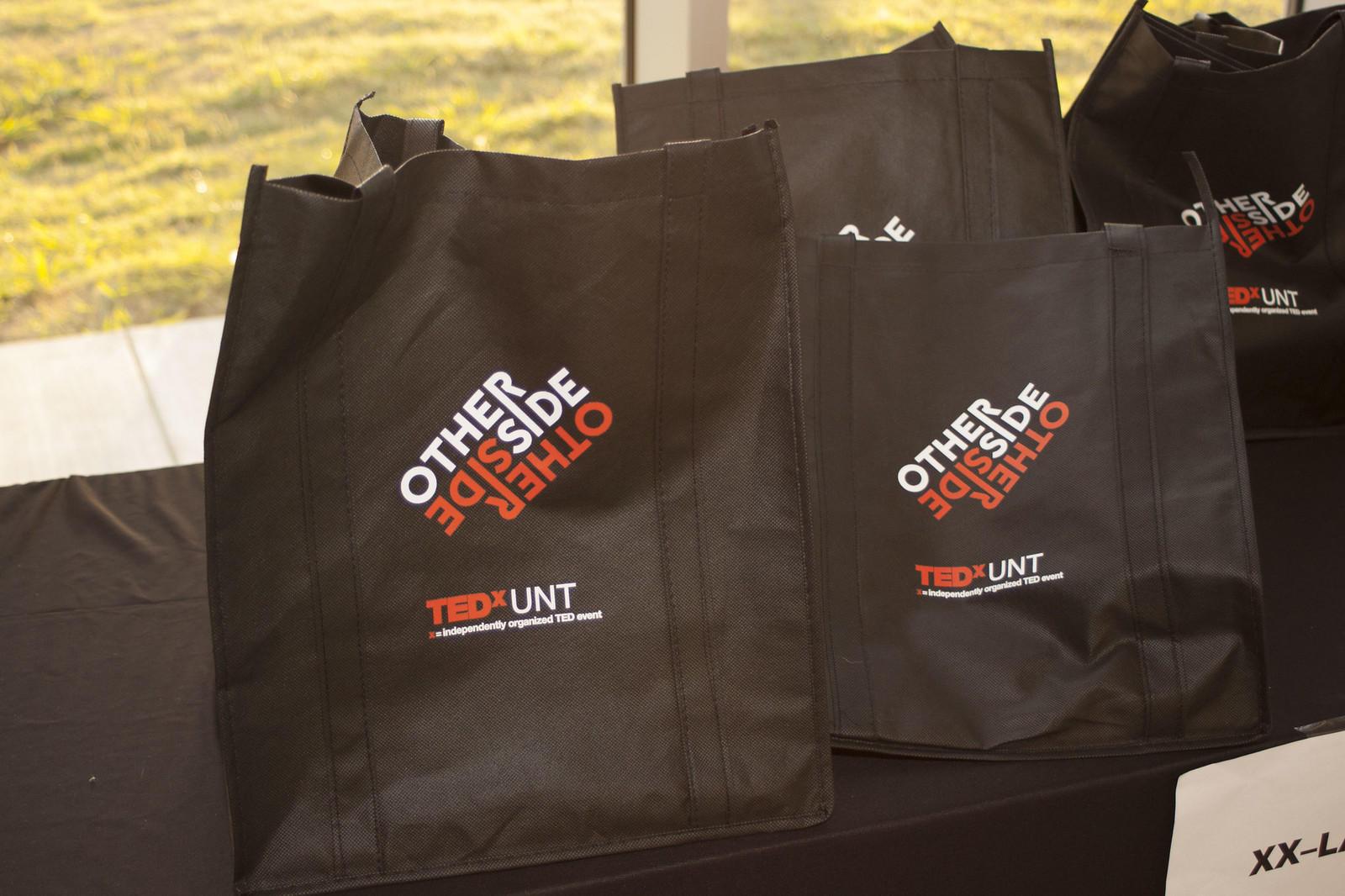 TEDxUNT 2017 OTHERSIDE