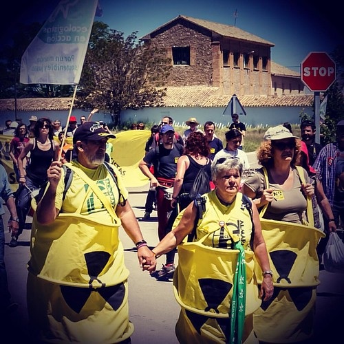 Radiactivos #8MarchaContraATC #VillarDeCañas #StopATC #estoesloqueveo #streetphotography #street