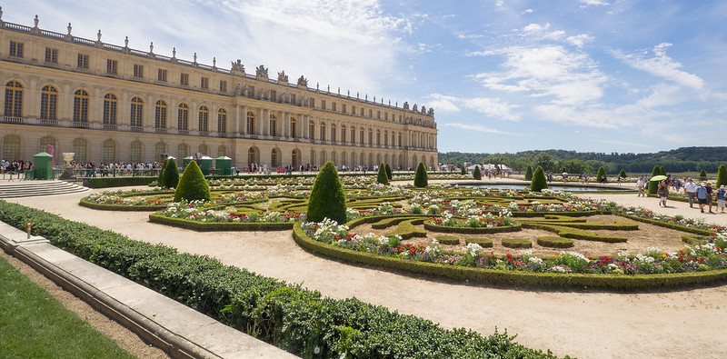 day twenty-nine: versailles