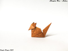 Simple Fox designed by ????