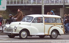Morris Minor Traveller 1970