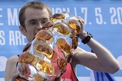 ROZHOVOR: Běh mám jako odreagování se od práce, medaile jsou bonusem