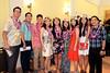 """John A. Burns School of Medicine Class of 2017 MDs (left to right) Ivan Chik, Gene Kurosawa, Alexander Wei, Leslie Kim, Marissa Sakoda, Diane Chen, Qian (Jess) Ye, Nina Ho, Vinson Diep.  View more photos at: <a href=""""https://flic.kr/s/aHskZHZrfo"""" rel=""""nofollow"""">flic.kr/s/aHskZHZrfo</a> and <a href=""""https://www.flickr.com/photos/uhmed/sets/72157681636692481"""">www.flickr.com/photos/uhmed/sets/72157681636692481</a>"""