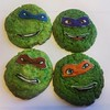 TMNT Cookies... That's crafty!