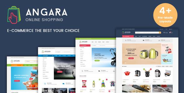 Angara v1.0 - Responsive Opencart Theme