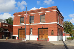 Retired Tampa Fire House