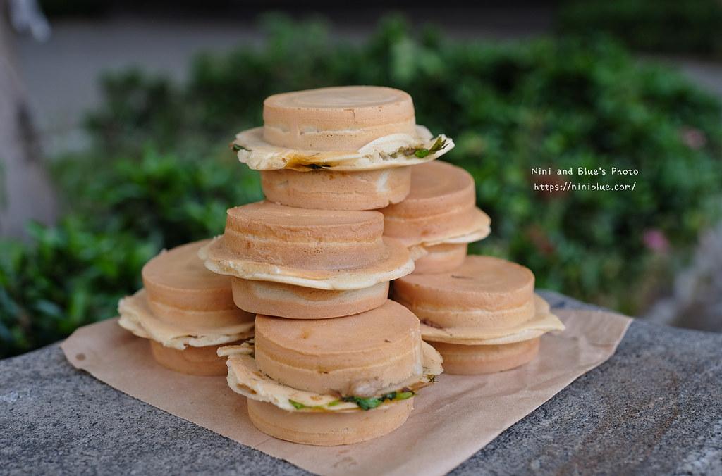 逢甲美食小吃學甲人紅豆餅車輪餅17
