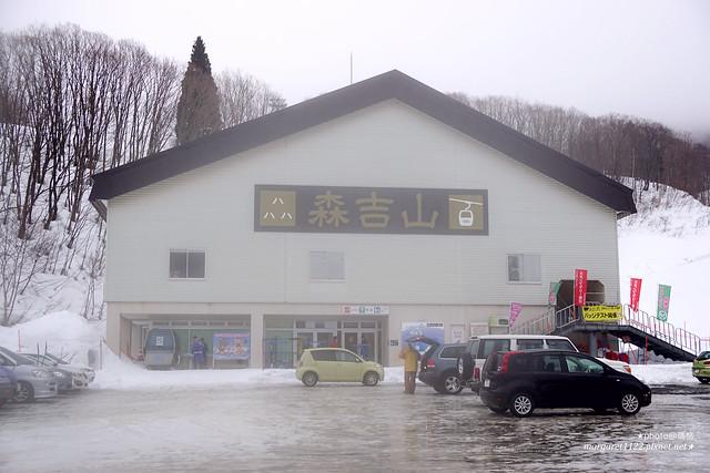 秋田阿仁滑雪場、阿仁樹冰